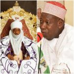 Govt Deploys Heavily Armed Security Men to Kano Emir's Palace