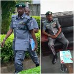 Officer Promotes Self from AS to DCG, Reports to Customs Headquarters to Assume Duty
