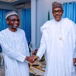 Buhari Leaves for Liberia to Attend Country's 172nd Independence Anniversary