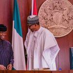 Very Interesting: Buhari Approves Osinbajo's Kitchen Staff
