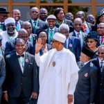 Comedy: 'Economic Progress Can Only Be Sustained in an Atmosphere of the Rule of Law' – Buhari
