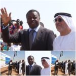 West Africa's Largest Solar Photovoltaic Project kickoff in Togo…