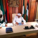 Amidst Speculations over Buhari's Whereabouts