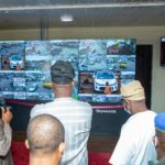 Oyo State Security Control Room and City Watch facilities