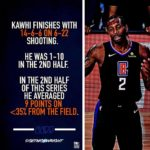 PRIDE CLIPPED: And Kawhi and Clippers were declared champions in waiting